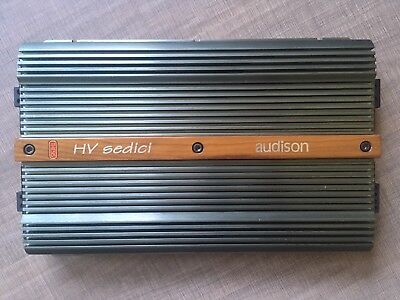 audison hv sedici thesis View and download audison hv sedici owner's manual online thesis car power amplifier hv sedici car amplifier pdf manual download.