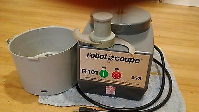 Robot Coupe R101 Food processor, Made in France