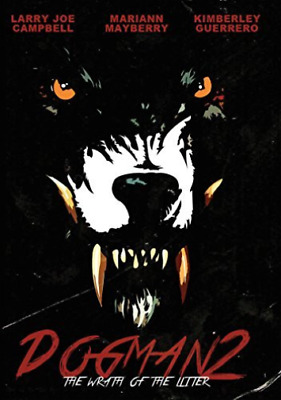 Various-Dogman 2: The Wrath Of The Litter  DVD NUOVO (Importazione USA)