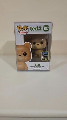 Ted SDCC pop vinyl