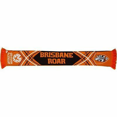 Brisbane Roar Supporters Scarf- 100% Official A-League Product