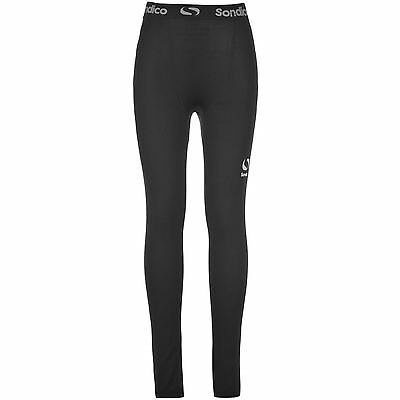 Sondico Football/Rugby/Hockey Baselayer/Base Layer Tights/Skins/Leggings 5-13yrs
