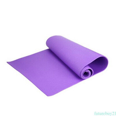 Yoga Mat Non-slip Durable Exercise Fitness Gym Mat Lose Weight Pad 173*60*0.4cm