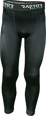 Junior Rugby/Football Compression Base Layer Armour Under Tights/Skins/Leggings