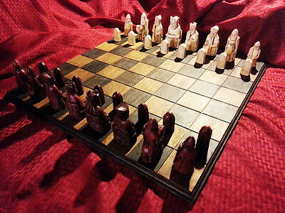 Isle of Lewis Chessmen (FULL SIZE REPRODUTION) *SALE* for a limited time