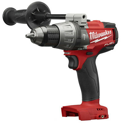 "Milwaukee M18FPD-0 18V Fuel Brushless 1/2"" Hammer Drill Driver - AU STOCK"