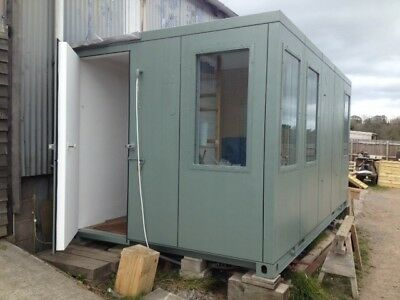 sound proof portable cabin/ site office