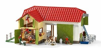 NEW Schleich - Large Farm with Accessories SC42333