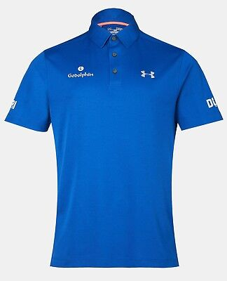 godolphin horse racing GODOLPHIN thoroughbredstables Polo Shirt L authentic UAE