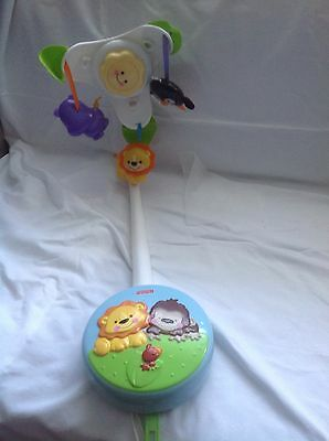 Wind-up Cot mobile