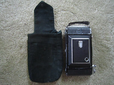 ZEISS IKON Compur Vintage Folding Camera / Fine Condition / As Found /