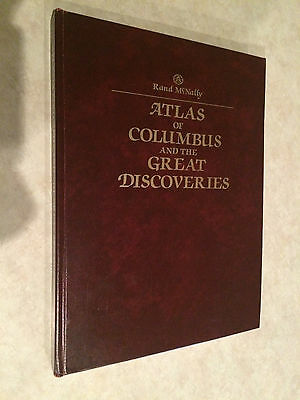 Rand McNally Atlas of Columbus and the Great Discoveries