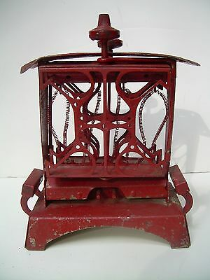 Antique Star-Rite Toaster~Fitzgerald Mfg~Model 75000~Reversable  Electric~As Is~