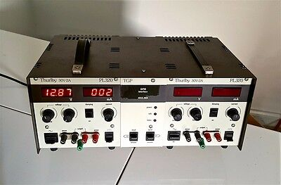 Thurlby PL320TGP 32V-2A, 5V-4A programmable power supply