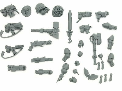 Space Marine Devastator Squad Weaponpack + Arms and Accessoires - *BITS*