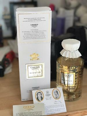 Creed Aventus 500ml Flacon - Brand new in box. 17R01