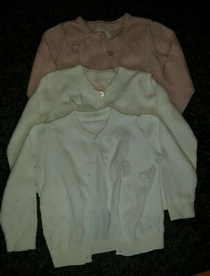 Jumpers 12-18 months excellent condition.
