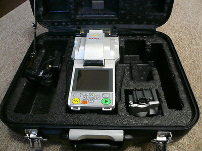 Fitel S177A  fusion splicer  tested, 13500 count total