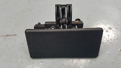 Ford Fiesta Mk6 02-08 Glove Box Catch Handle Black 2S61 A06104 Aa