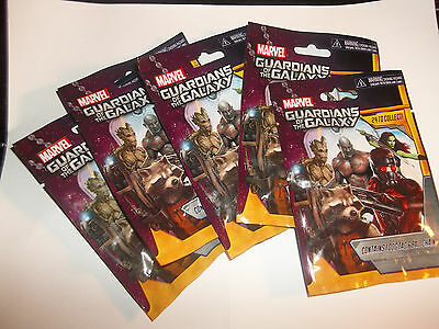 5 Blind Bag GUARDIANS OF THE GALAXY DOG TAGS Neca Gift Party Favor Marvel