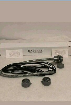 NEW Ravelco Anti Theft System with 2 Plugs