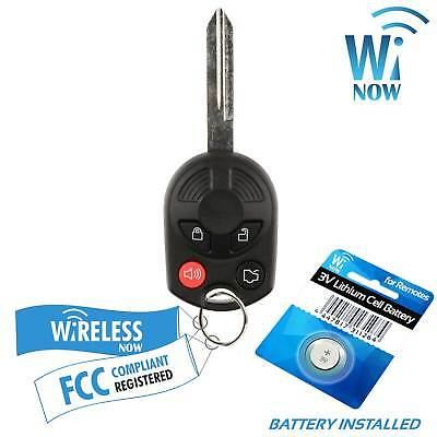 Car Key Fob Keyless Entry Remote 4B For 2010 2011 2012 2013 2014 Ford Mustang