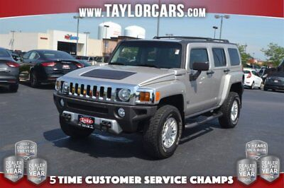 2008 Hummer H3  2008 SUV Used Gas 5 3.7L/223 4WD Tan