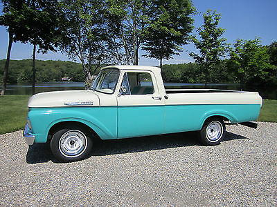 1962 Ford Other Pickups original 1962 Ford F100 Uni-body Pick Up