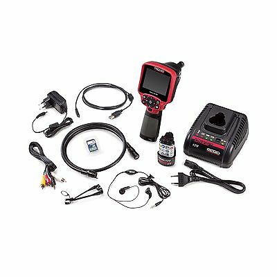 Ridgid CA-350 Hand Held Inspection Camera Kit #55898