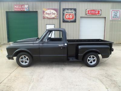 1967 Chevrolet C-10  1967 Chevrolet C-10 Stepside Truck V8 Powered 700R4 Trans Runs And Drives Great