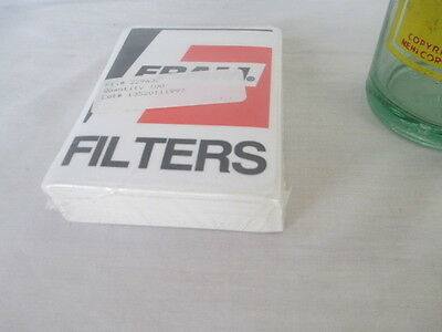 Vintage 100 ct. Collectable NASCAR  Drag Racing FRAM OIL FILTERS  70's  DECAL