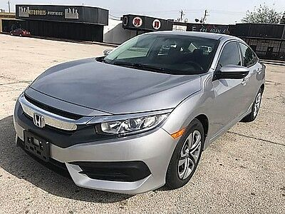 2016 Honda Civic LX 2016 Honda civic Lx Mint condition! Must see! Only 5,100 miles!