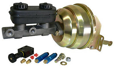 Power Brake Booster Fits 1962-74 Mopar, Dodge, Plymouth Cars  - Drum Brakes