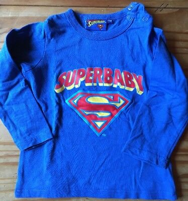 Tee Shirt manches longues Superbaby 23 Mois