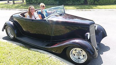 1934 Ford Other UO11134RJ 1934 Ford California Convertible Roadster