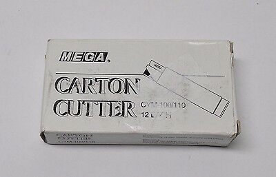 NEW Mega Carton Cutter CYM-100/110 12 Pack FREE SHIPPING