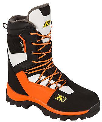 Klim  Adrenaline GTX Boot - Orange Flame