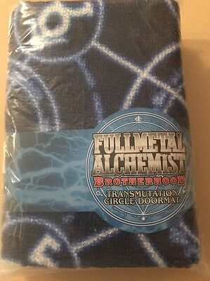 fullmetal alchemist brotherhood Transmutation Door Mat