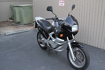 1997 BMW F-Series  1997 BMW F650 Funduro Strata (For Parts)  Local Pick up Only