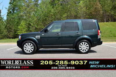 2013 Land Rover LR4 4WD 4dr HSE 1-Owner, loaded 2013 Land Rover LR4 4WD HSE, 3rd row 09 10 11 12 14 15 Range