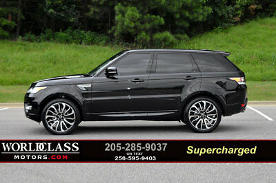 2014 Land Rover Range Rover Sport 4WD 4dr HSE Loaded 2014 Land Rover Range Rover Sport Supercharged HSE, 22in wheels, NICE!