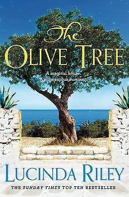 The Olive Tree by Lucinda Riley Paperback BRAND NEW BESTSELLER 07/2017