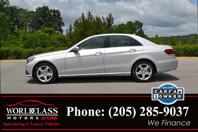2014 Mercedes-Benz E-Class 4dr Sedan E350 4MATIC Loaded 1-Owner 2014 Mercedes-Benz E350 4Matic AWD w/Nav -- Best DEAL! Low miles