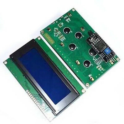Blue IIC/I2C/TWI 2004 204 20X4 Character HIGH LCD Module Display For Arduino