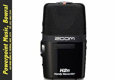 Zoom H2 Handy Recorder - Stereo hand held recorder Brand new + Free Shipping!