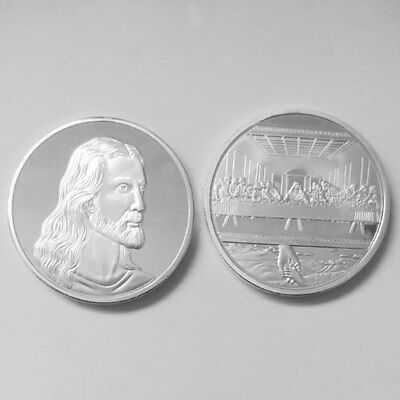 The Commemorative Coin Silver Collection Badge Cuprum Travel Foreign Trade Value