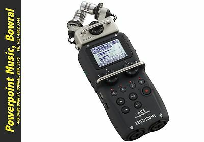 Zoom H5 Handy Recorder - 4 Track portable recorder Brand new + Free Shipping!