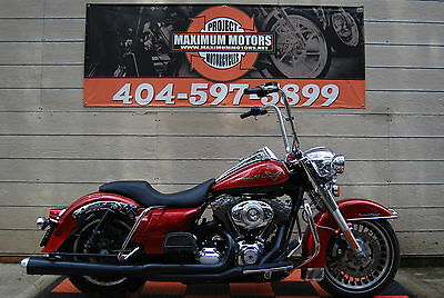 Harley-Davidson Road King®  2012 Road King Minor Salvage Damage- Ez Fix Rebuilder-We Ship Worldwide !!!