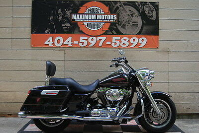 Harley Davidson FLHRI  2007 FLHR Roadking MINOR SALVAGE DAMAGE WORLDWIDE SHIPPING OVER 100 IN STOCK!!!