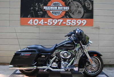 Harley Davidson FLHX  2011 FLHX Streetglide CHEAP SALVAGE PROJECT WORLDWIDE SHIP OVER 100 HD'S IN STK!